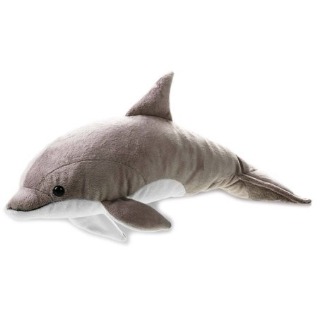 Lelly National Geographic Plush, Dolphin - Dolphin Plush
