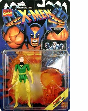 "X-Men The Phoenix Saga Light-Up PHOENIX 5"" Action Figure (1994 ToyBiz), X-Men The Phoenix Saga Light-Up... by"