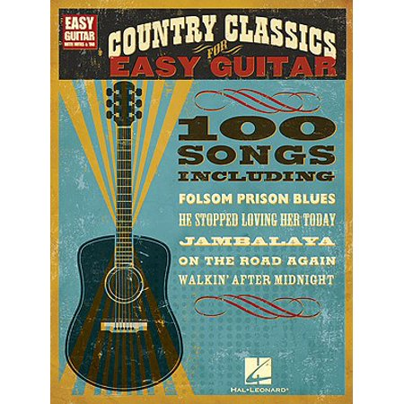 Country Guitar Instruction (Country Classics for Easy Guitar)