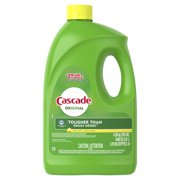 Cascade Gel Dishwasher Detergent, Lemon Scent, 155 Fl Oz