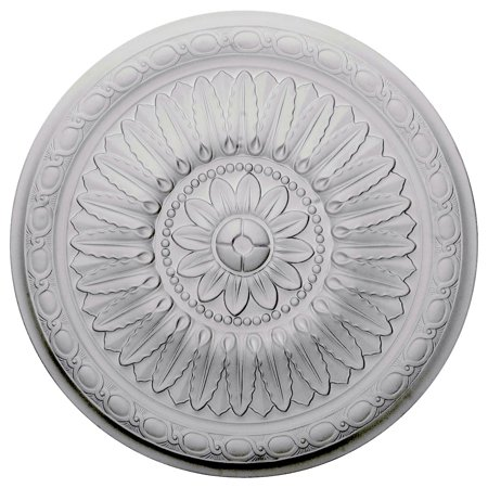 24u0022OD x 1 5/8u0022P Temple Ceiling Medallion (Fits Canopies up to 9 1/4u0022)