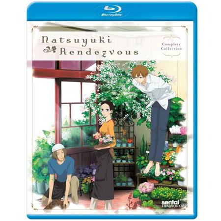 Natsuyuki Rendezvous  Complete Collection  Japanese   Blu Ray   Widescreen
