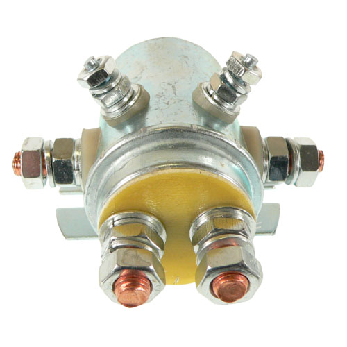 DB Electrical SPL6029 Solenoid For Winch Golf Cart Silver Contacts 6 Term 12 Volt, Continuous Duty ... by DB Electrical