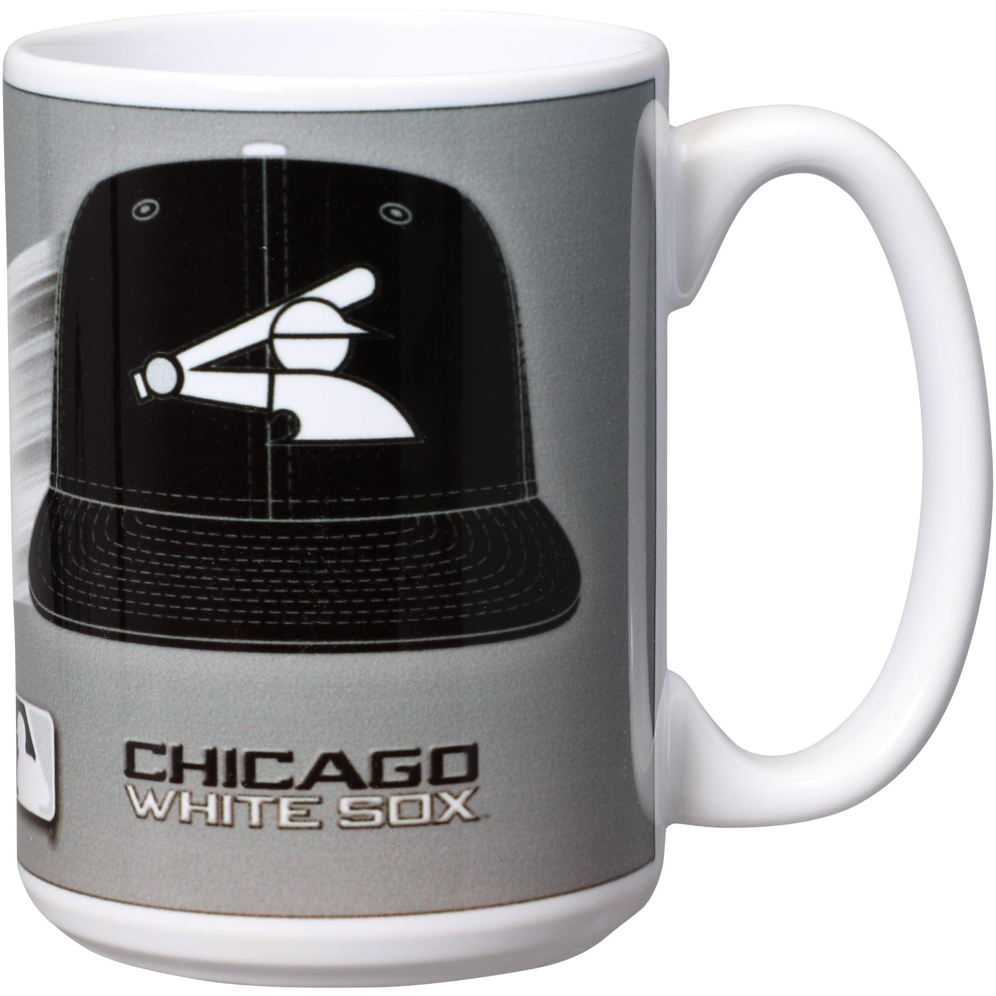 Chicago White Sox 15oz. Team 3D Graphic Mug - No Size