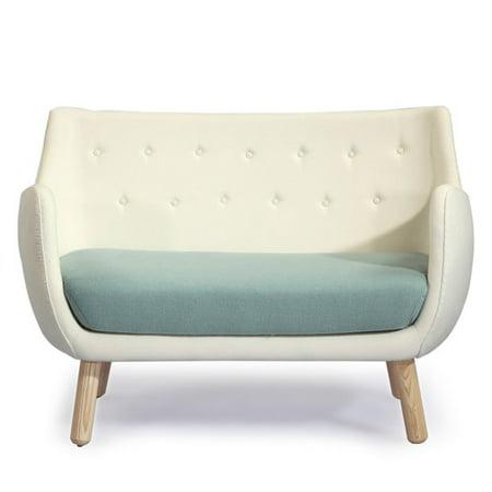 Pleasing Kardiel Parlor Mid Century Modern Sofa Dailytribune Chair Design For Home Dailytribuneorg