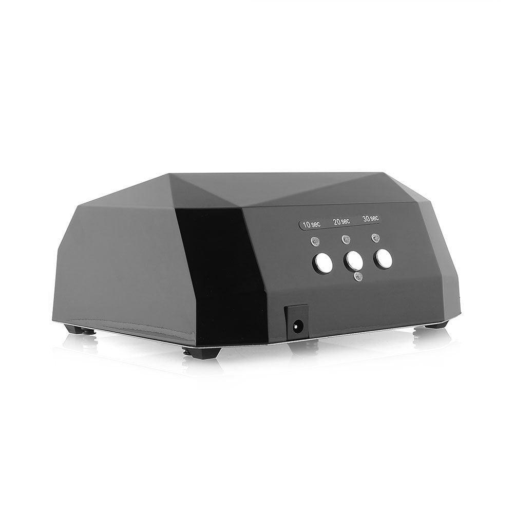 Professional 2 in 1 UV & LED Lamp Nail Art Nail_Printer G...