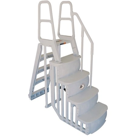 Main Access 200100T Above Ground Swimming Pool Smart Step and Ladder System ()