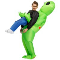 Fymall Inflatable Alien Hold me Costume Deals