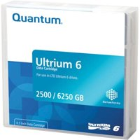 Quantum MR-L6MQN-20 Lto 6 Media Cartridge Library Drv Pack