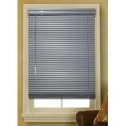 Window Blinds Mini Blinds 1 Slats Gray Venetian Vinyl Blind