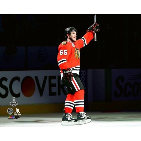 Andrew Shaw Game 1 of the 2013 NHL Stanley Cup Finals Photo Print