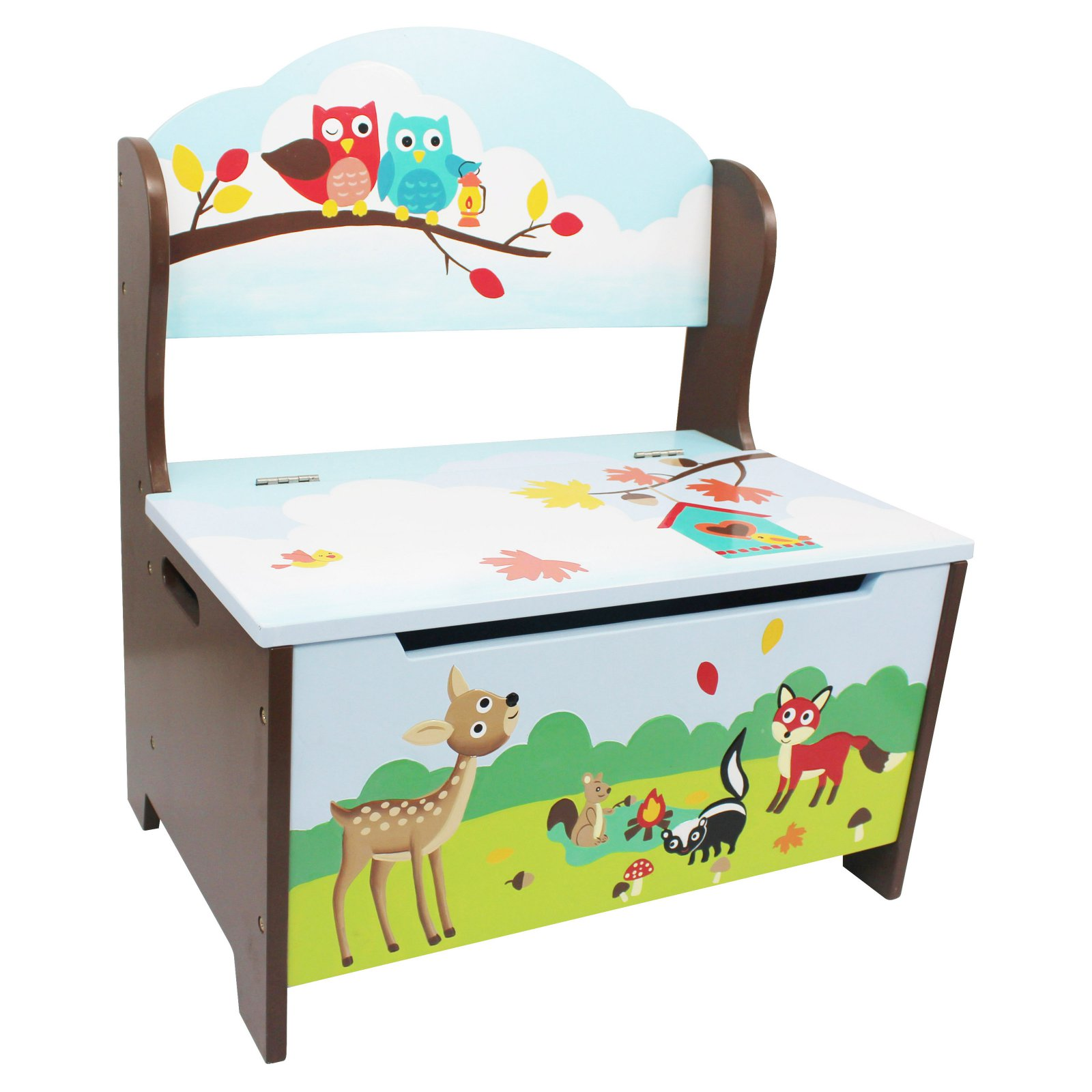 Fantasy Fields- Enchanted Woodland Storage Bench