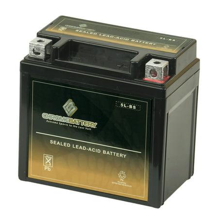 YTX5L-BS ATV Battery for Polaris 90cc Predator Sportsman Outlaw 2003