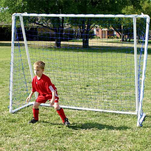 Funnet Portable Soccer Goal, 6' x 8'