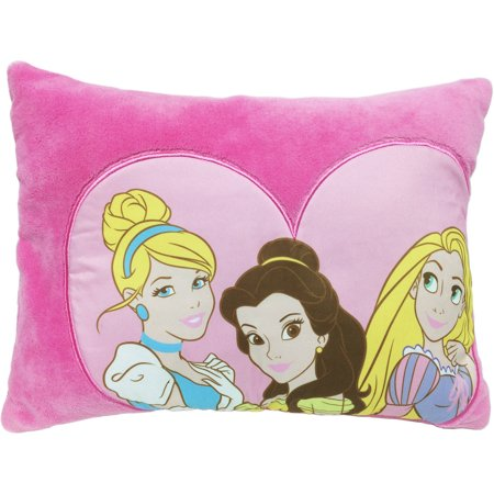 Disney Princess Decorative Pillow - Walmart.com