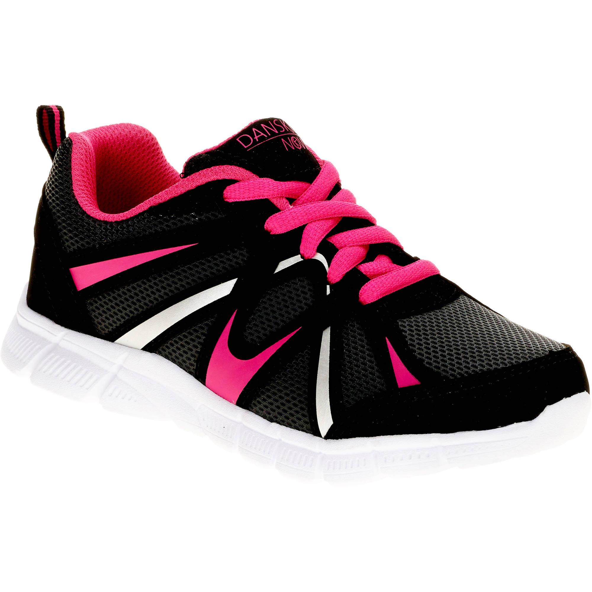 Danskin Now Girls' Athletic Lightweight Running Shoe ...