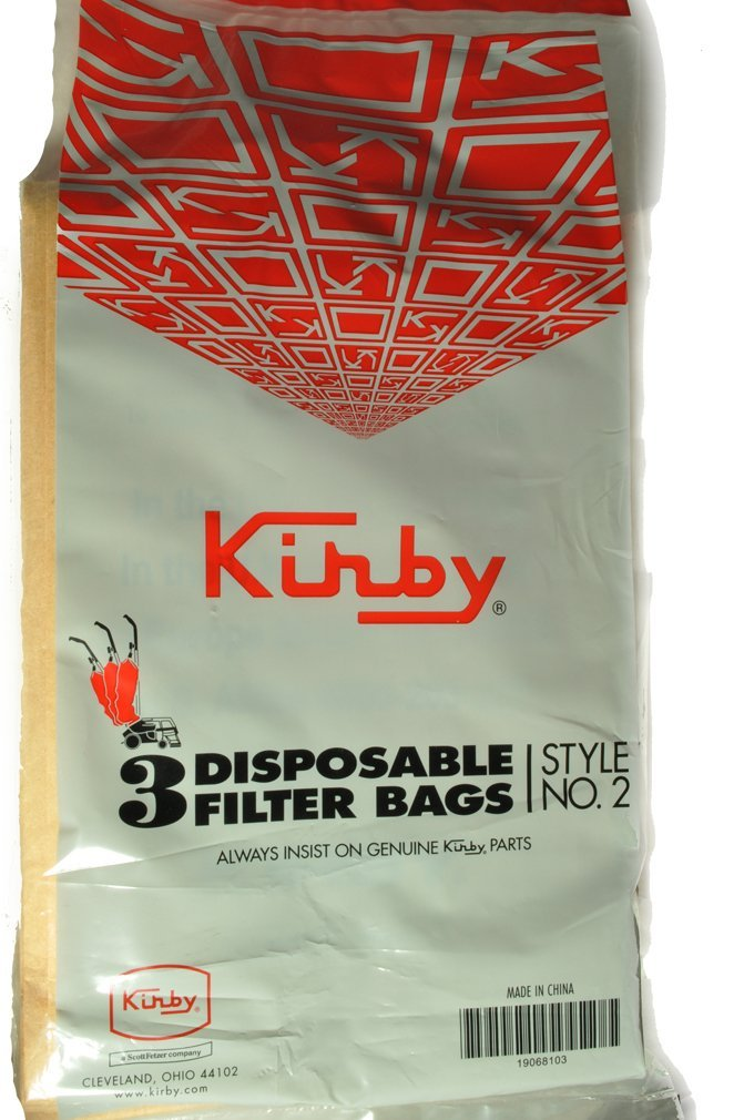 Style 2 Upright Bags Kirby Style 2 Heritage 1hd Vacuum