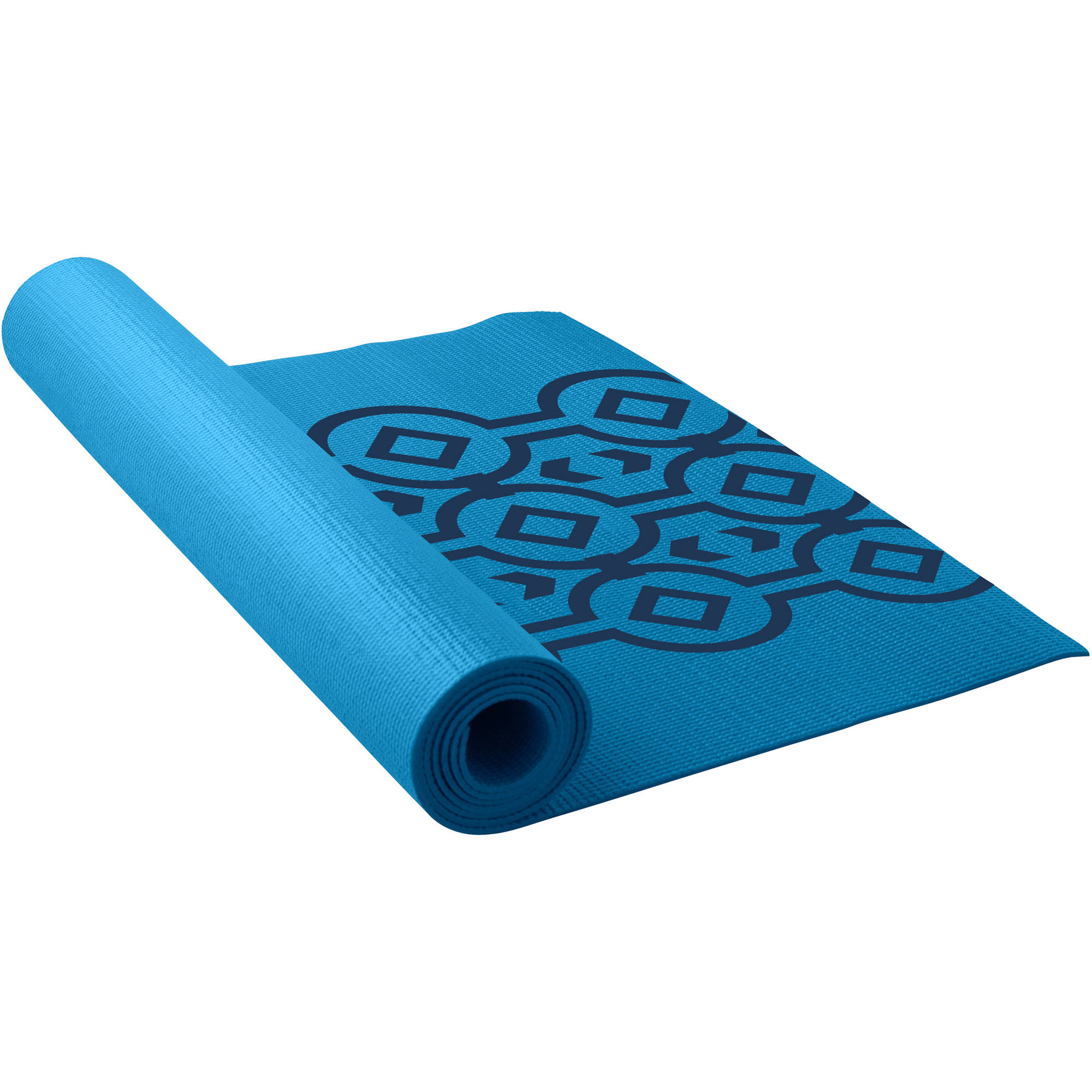 Lotus Printed Yoga Mat