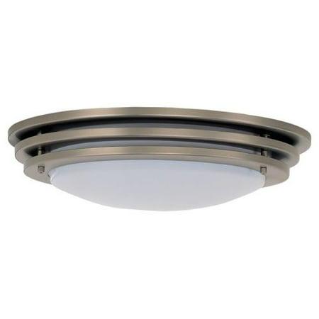 Nexus Flush - Sea Gull Lighting 59251BLE Nexus 4 Light Energy Star Flush Mount Ceiling Fixture
