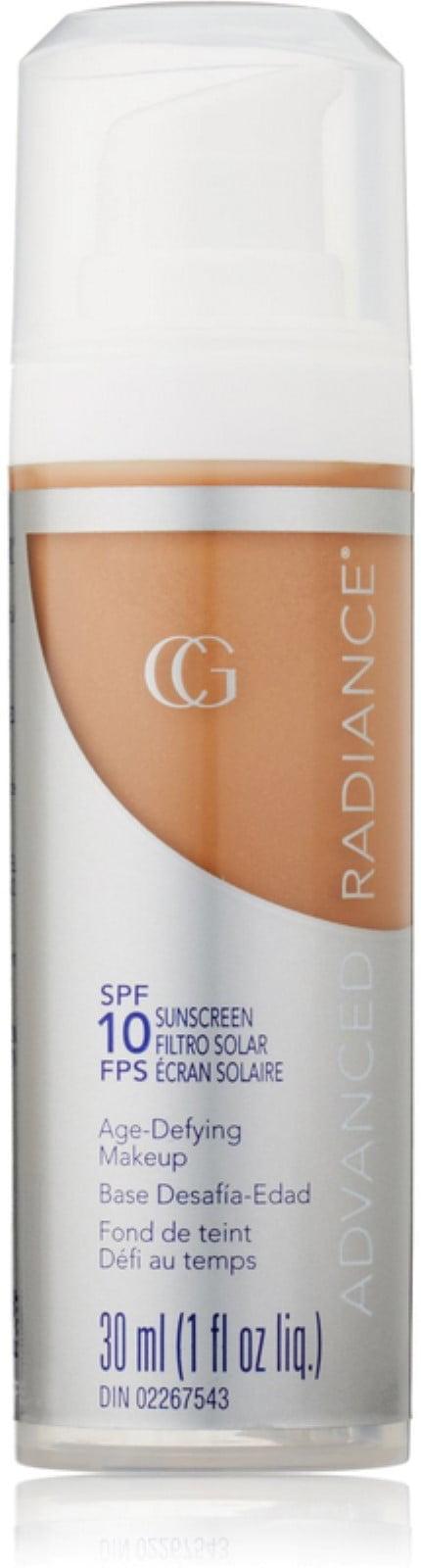 4 Pack - CoverGirl Advanced Radiance Age-Defying Makeup, Soft Honey [155], 1 oz Homeuse Skincare System Multitasking MTS