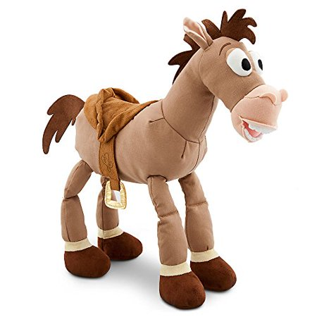 - Disney Bullseye Plush - Toy Story - Medium - 17 Inch 412617303007