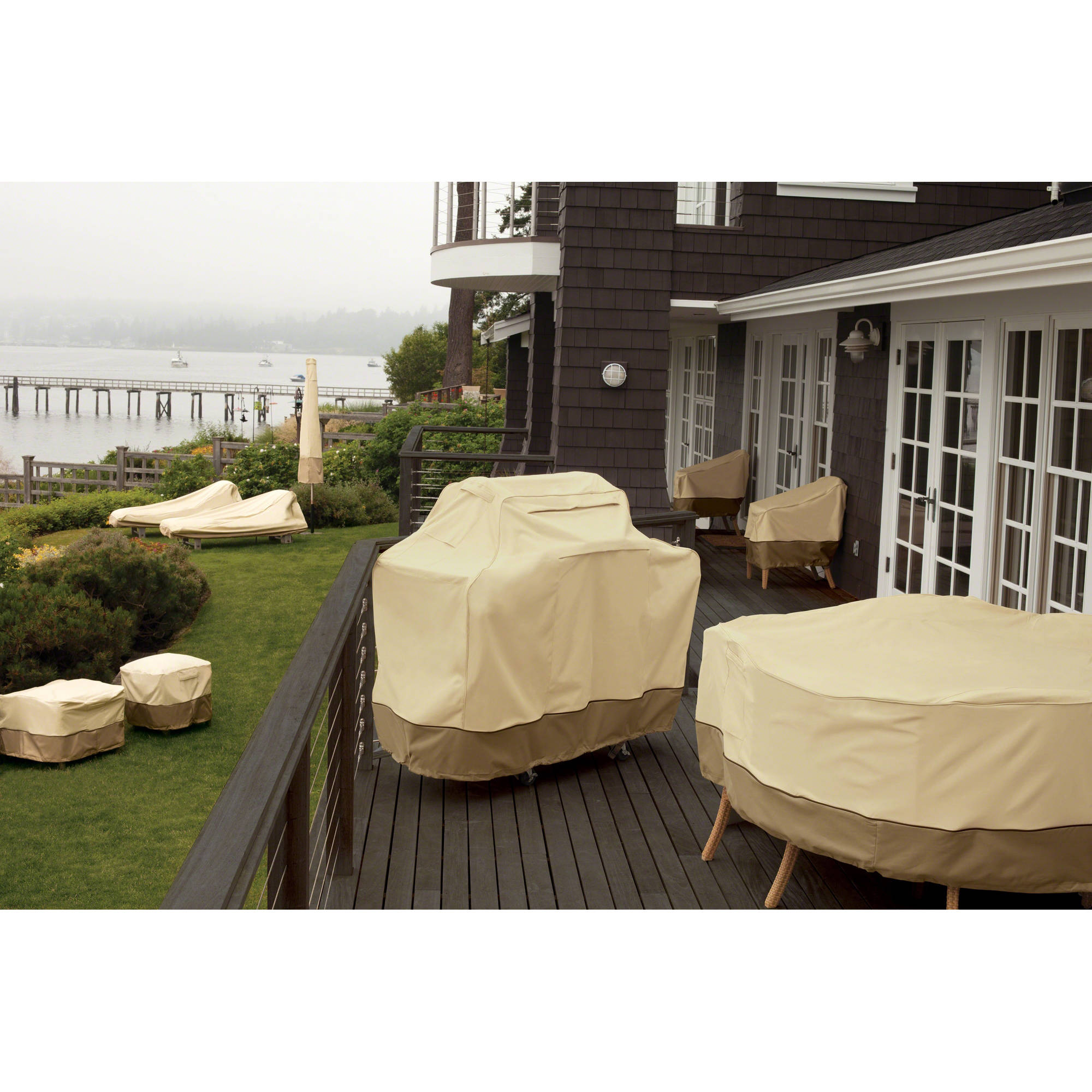 Garden Furniture With Storage classic accessories veranda patio bench and loveseat furniture