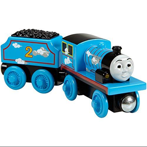 Fisher-Price Thomas the Train Wooden Railway Roll & Whistle Edward