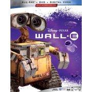 Wall-E (Blu-ray + DVD + Digital Copy)