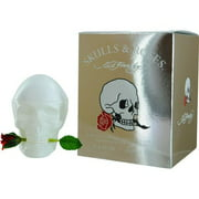 Ed Hardy Skulls & Roses Eau De Parfum Spray 3.4 Oz By Christian Audigi