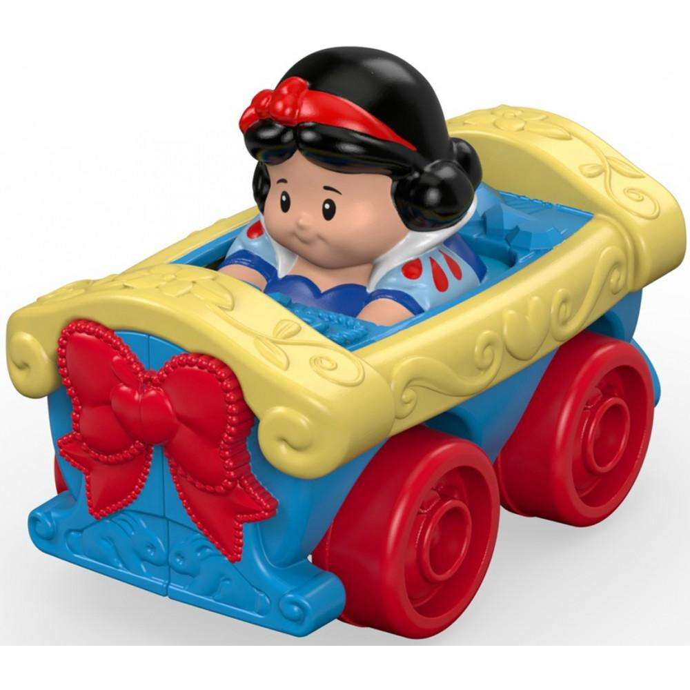 Disney Princess Snow White's Mine Cart By Little People