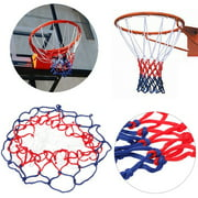 GETHOME 50cm Rim Training 12 Loops Sports Goal Accessories Replacement Basketball Net