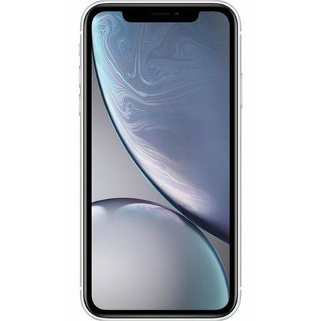 Refurbished Apple iPhone XR 64GB Factory Unlocked Smartphone 4G LTE iOS Smartphone