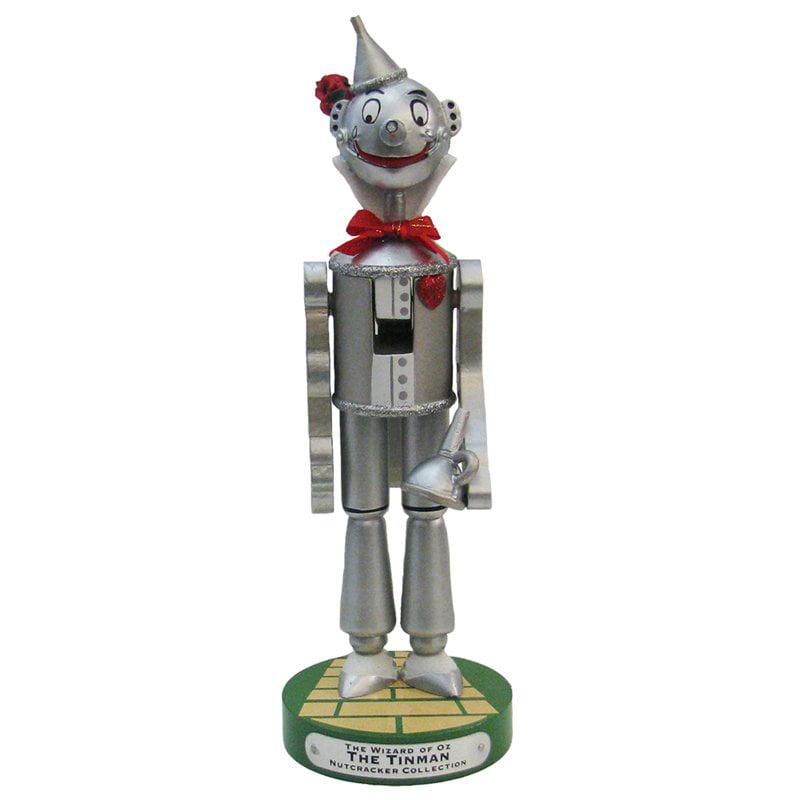 Kurt Adler Wizard of Oz Tin Man Nutcracker