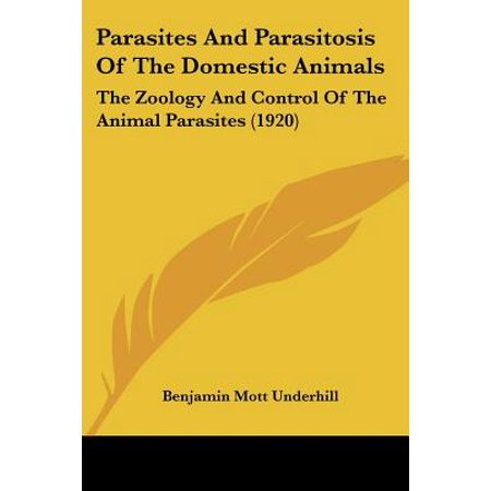 - Parasites and Parasitosis of the Domestic Animals : The Zoology and Control of the Animal Parasites (1920)