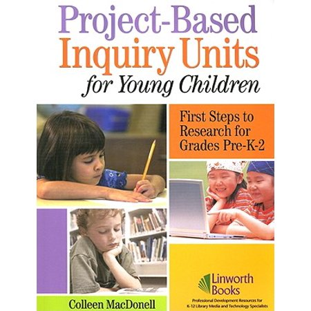 Project-Based Inquiry Units for Young Children : First Steps to Research for Grades Pre-K-2 - Halloween Projects For Pre K
