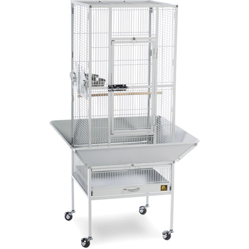 Prevue Pet Products Park Plaza Bird Cage, Pewter by Prevue Hendryx