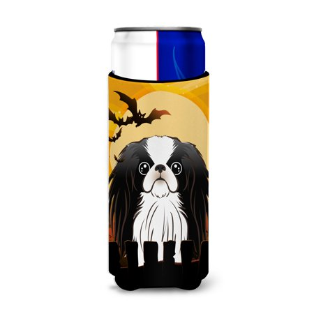 Halloween Japanese Chin Ultra Beverage Insulators for slim cans - Disneyland Japan Halloween
