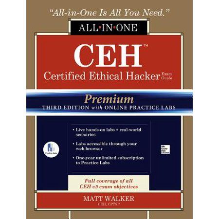 Ceh Certified Ethical Hacker All-In-One Exam