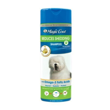 Four paws magic coat reduced shedding shampoo, 16-oz
