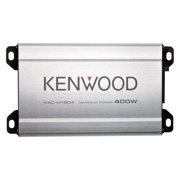 Kenwood KAC-M1804 KAC Series 4-Channel 400-Watt Mini Multi-Application Power Amp