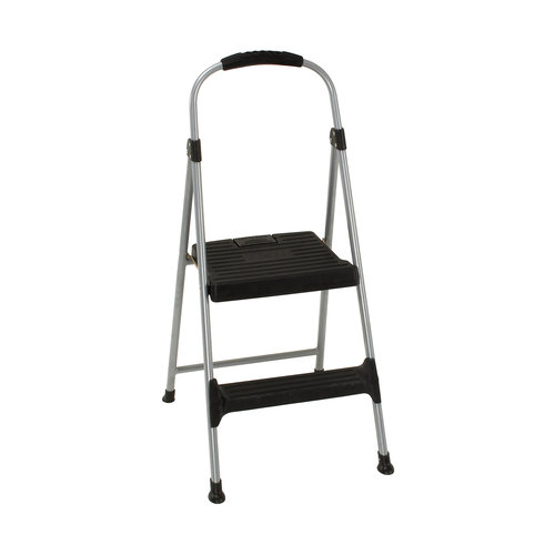 Cosco Steel Step Stool 2 Step  sc 1 st  Walmart : cosco steel step stool 3 step - islam-shia.org
