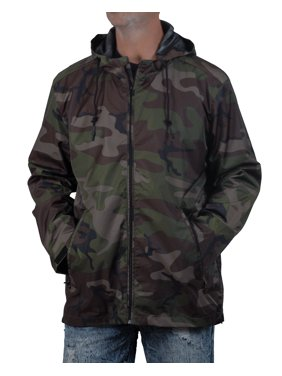 b27550497f8 Product Image Men's Hooded Mesh-Lined Windbreaker from Jordan Craig Legacy  Edition