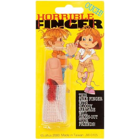 Loftus Horrible Bloody Finger Accident Prank 2.5