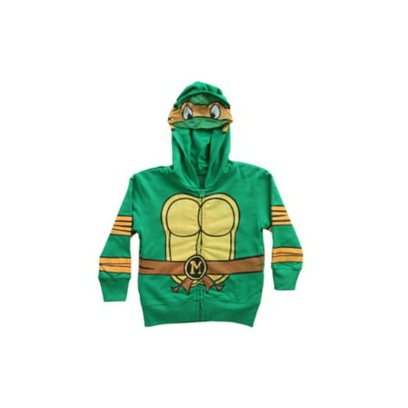 Toddler TMNT Costume Hoodie - Toddler Turtle Costume