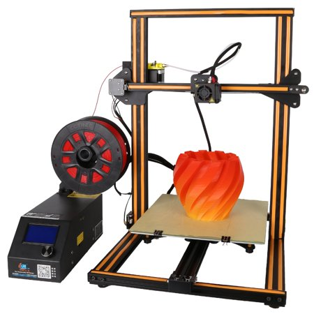 Creality CR-10S 3D Printer With Z-axis Dual T Screw Rod Motor Printers Filament