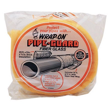 PIPE GUARD WRAP ON 25X3 - Kevlar Pipe Guard