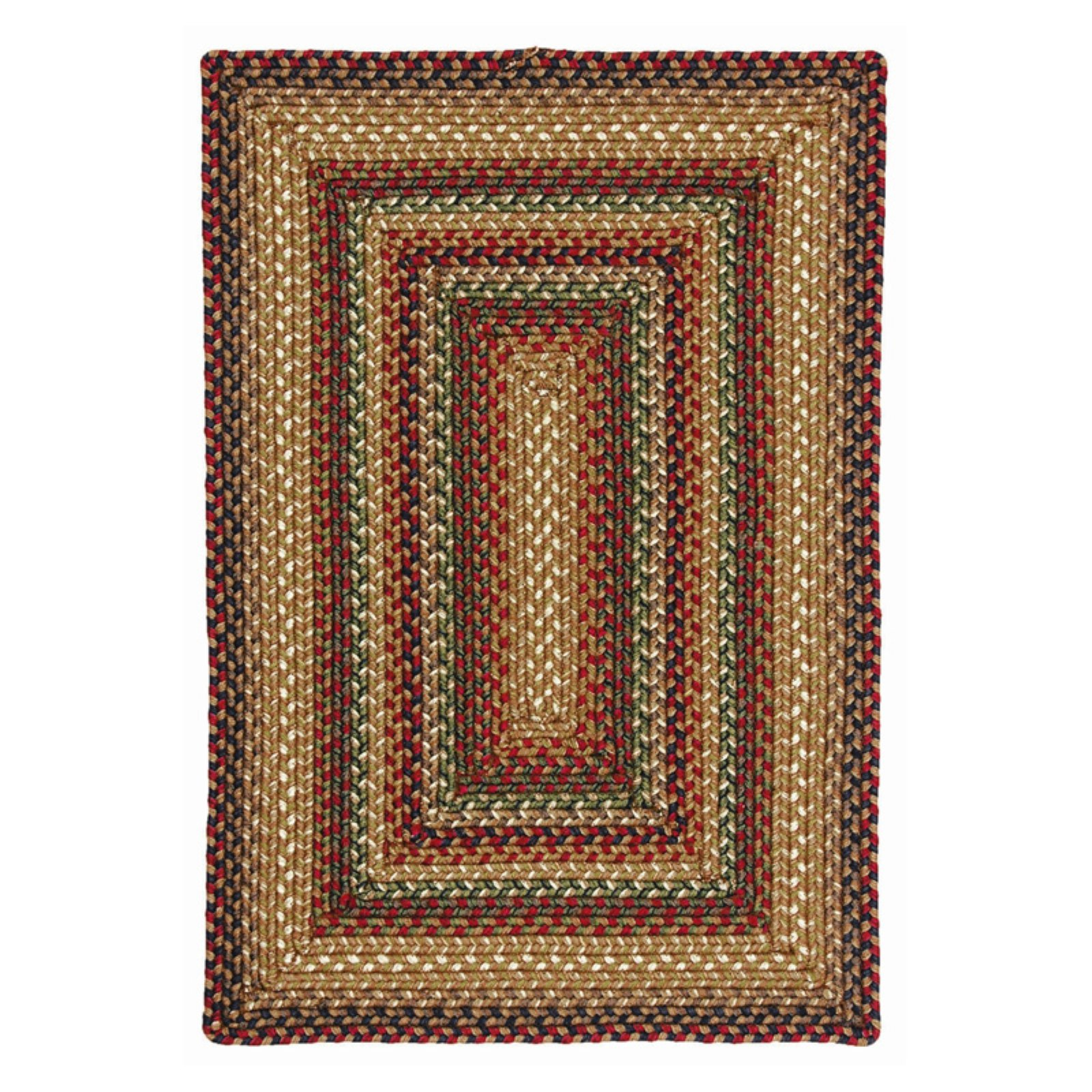 Homespice Decor Canterbury Braided Rug by Homespice Decor