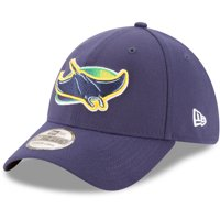 low priced a4e1e 2ebc3 Product Image Tampa Bay Rays New Era Alternate Team Classic 39THIRTY Flex  Hat - Navy
