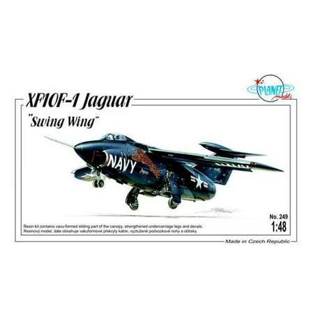 1/48 XF10F1 Jaguar Swing Wing USN Fighter