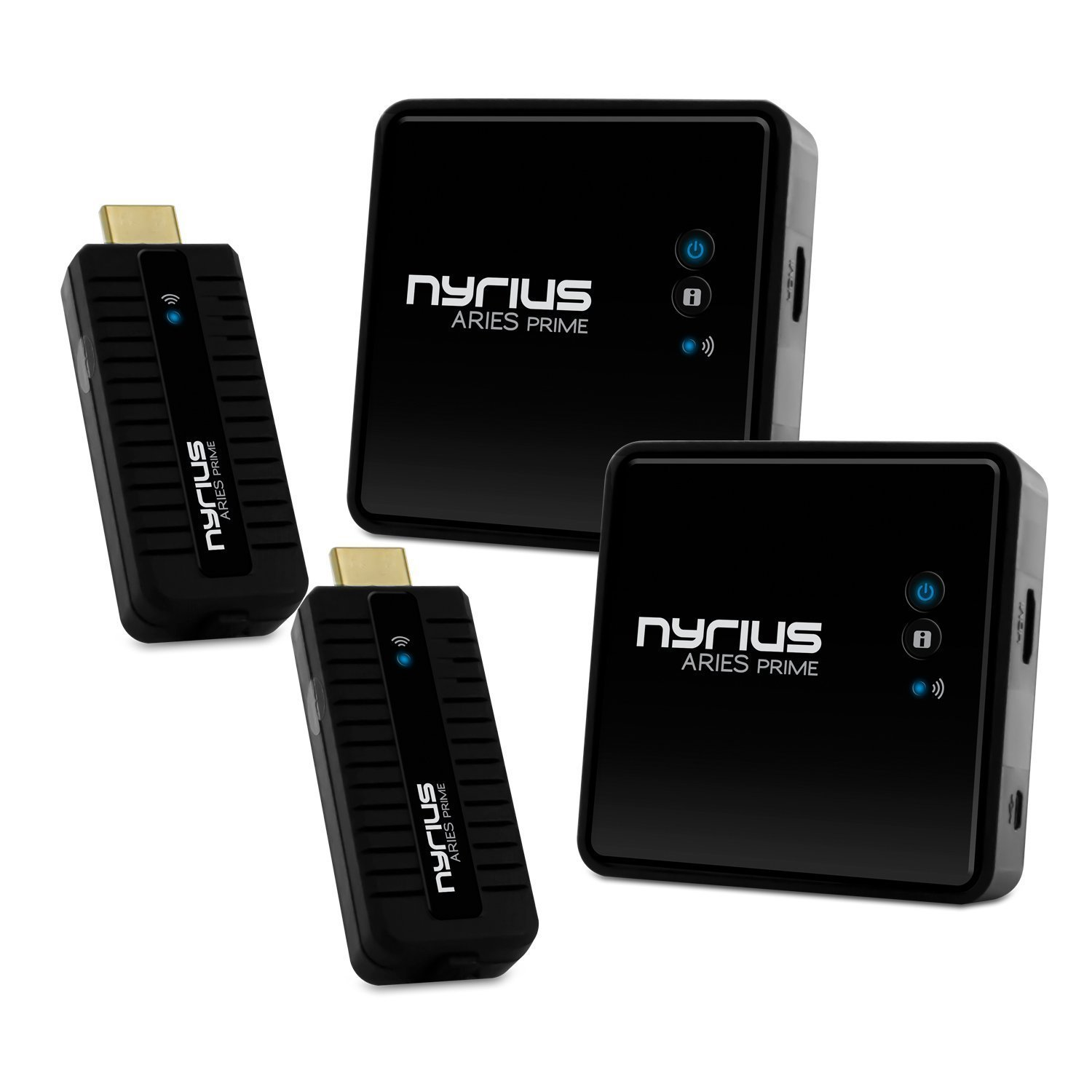 Nyrius ARIES Prime Digital Wireless HDMI Transmitter & Re...
